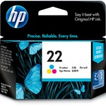 Jual Beli HP Cartridge 22 Colour Komplit Dus