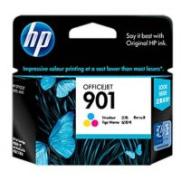 Jual Beli HP Cartridge 901 Color Komplit Dus