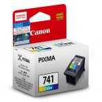Jual Beli Cartridge Ink Canon  CL-741 Komplit Dus