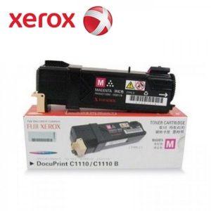 Jual Beli Toner Fuji Xerox DocuPrint CT201116 Magenta Komplit Dus