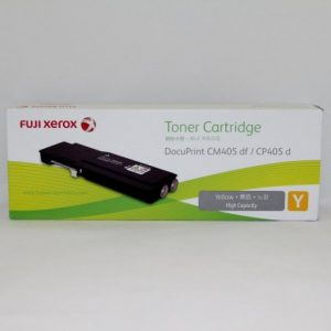 Jual Beli Toner Fuji Xerox Docuprint Cm405df Cp405d Yellow Komplit Dus
